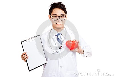 Think, Asian male doctor suggest you