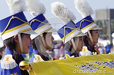 Asian Marching Band Free Public Domain Cc0 Image