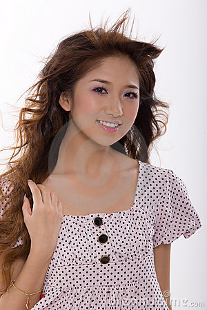 Free Asian Model Royalty Free Stock Photography - 13268927