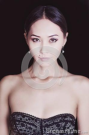 Free Asian Model Portrait Royalty Free Stock Image - 38315286