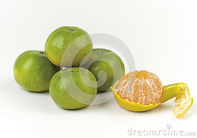Asian oranges