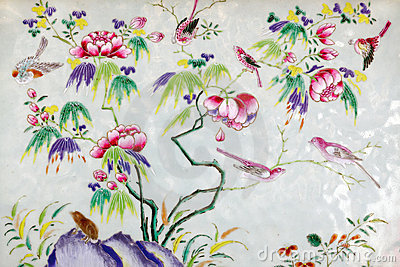 Asian paintings