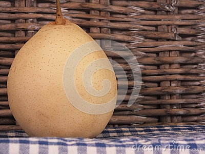 Asian Pear Picnic