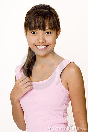 Asian In Pink 3