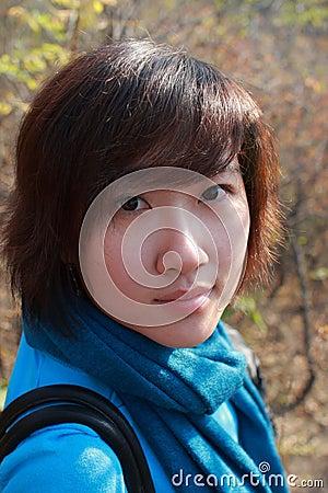 Free Asian Portrait Stock Photo - 11596980