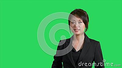 reporter facial news asian