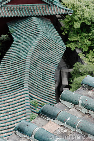 Asian Roof Line