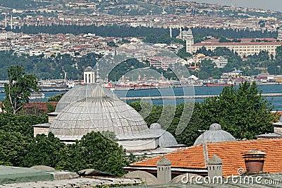 Asian shore of Istanbul