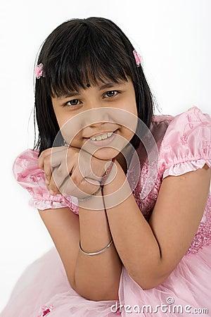 Asian Sikh girl