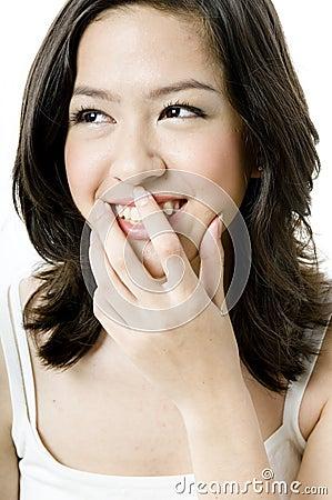 Asian Smile