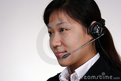 Asian Support Person