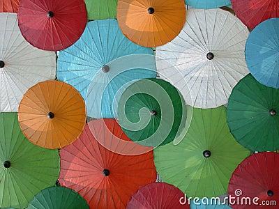 Asian umbrella s