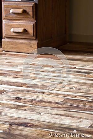 Asian walnut floors
