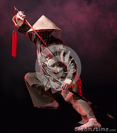 Asian warrior