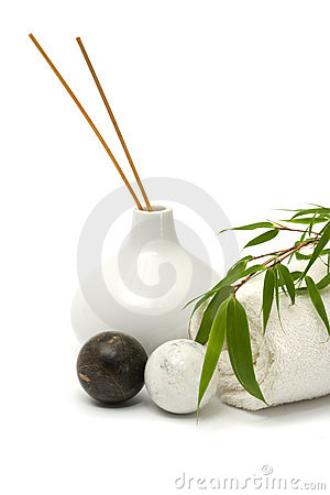Asian wellness concept