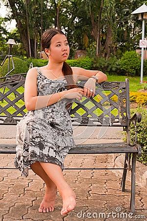 Asian Woman Faced 86