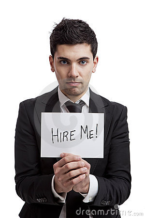 Asking for a job