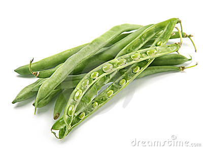 Asparagus with seed