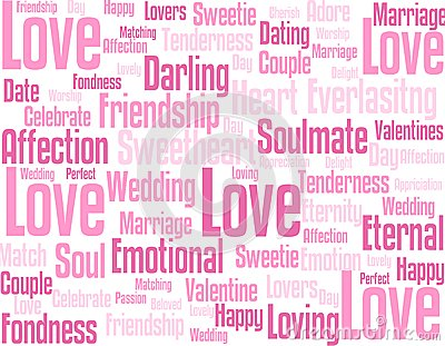 Aspects of love and relationships