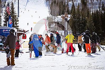 Aspen, CO Editorial Photography