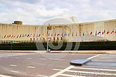 A assembleia geral, New York