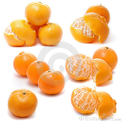 Assembling of Tangerines