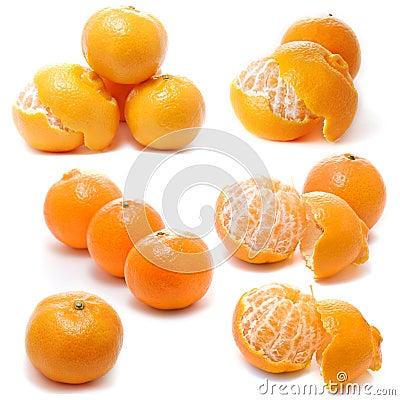 Assembling of Tangerines