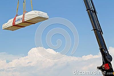 Assembly crane