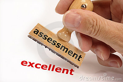 Assessment excellent