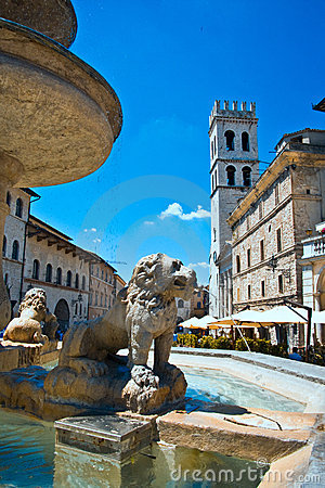 Free Assisi Royalty Free Stock Photography - 9791507