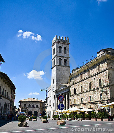 Free Assisi Royalty Free Stock Photos - 9848828