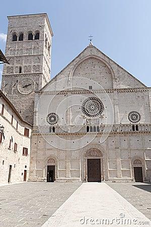 Assisi, San Rufino