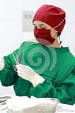 Assistant nurse