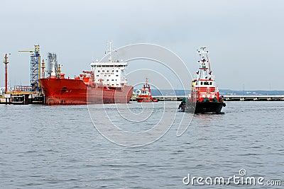 Assistant tanker
