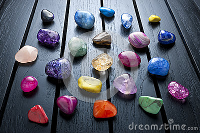 Crystals Gemstones Healing Rocks