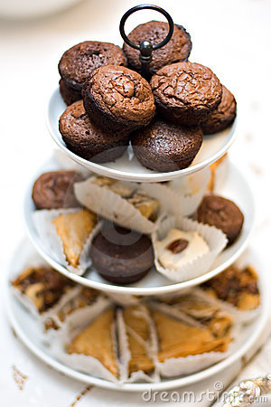 Free Assorted Desserts Stock Photography - 9822212