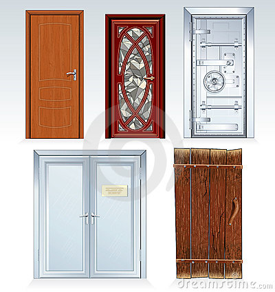 Assorted Doors