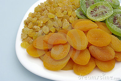 ASSORTED DRIED FRUITS