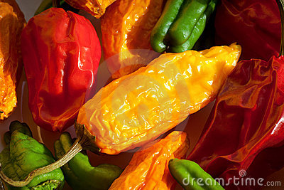 Assorted Hot Peppers