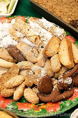 Assorted Italian Cookies