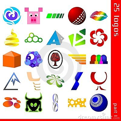 Assorted logos 1