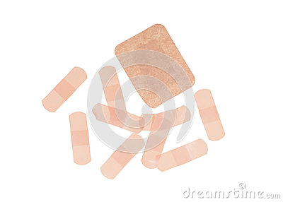 ASsortment of Bandages