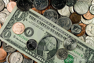 Assortment of United States Currency