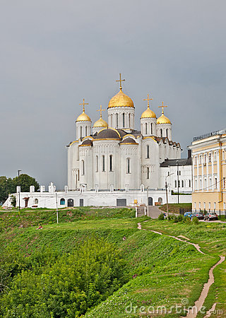 Assumption cathedral at Vladimir