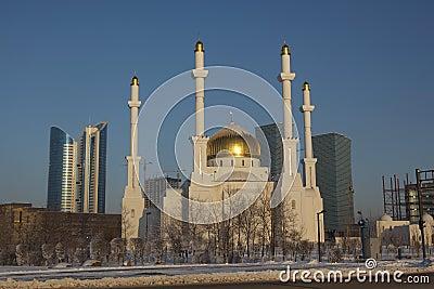 Astana Editorial Photo