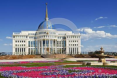 Astana - capital of Kazakhstan