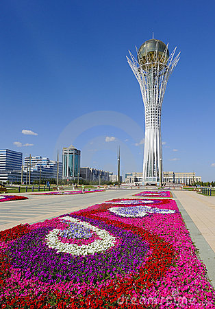 Free Astana - Capital Of Kazakhstan Stock Photos - 22382453