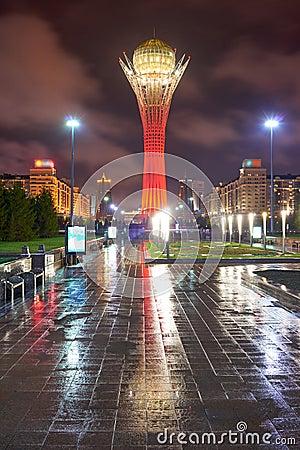 Free Astana  Cityscape.  Astana Is The Capital Of Kazakhstan. Stock Photo - 103444000