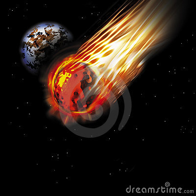 Free Asteroid Royalty Free Stock Images - 1284459