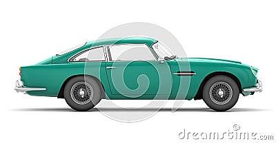 Aston Martin Voordeel DB5 (1964)
